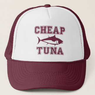 Tuna Fishing Trucker Hat