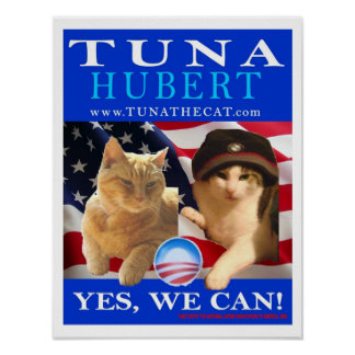Tuna for President Poster