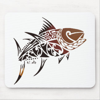 Tuna Mouse Pad