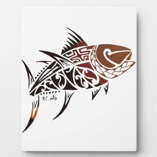 Tuna Plaque
