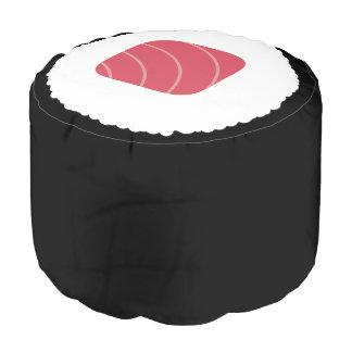 Tuna Sushi Pouf