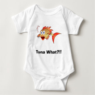 Tuna What?!! Baby Bodysuit