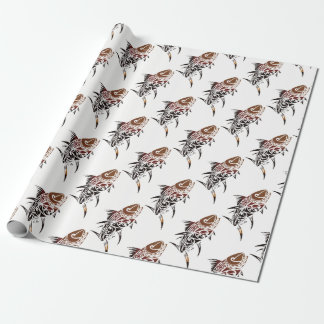 Tuna Wrapping Paper