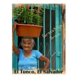 Tunco Postcard - Abuelita