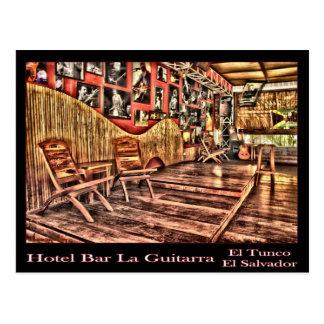 Tunco Postcard - La Guitarra