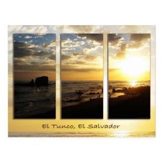 Tunco Postcard - Rock On Gold