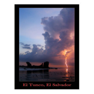Tunco Postcard - When Beauty Stroke