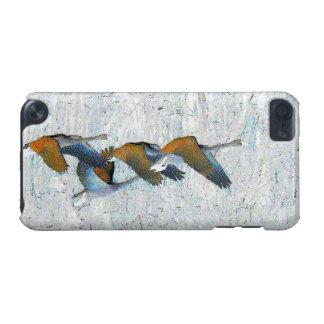 Tundra Swan Birds Wildlife Animals iPod Touch (5th Generation) Cases