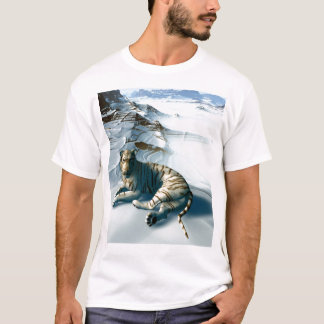 Tundra Tiger T-Shirt