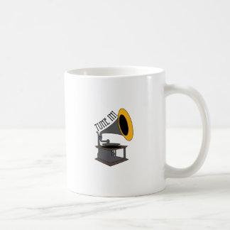 Tune In Coffee Mugs