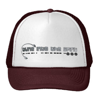 Tune into the Spirit hat