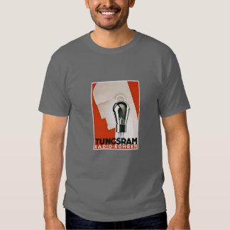 Tungsram Vacuum Tube T Shirt