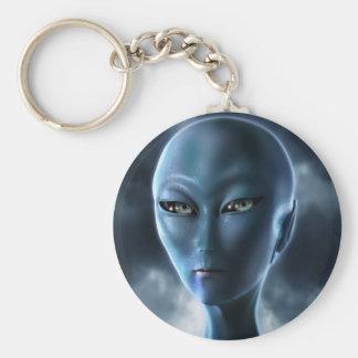 Tunia line keychain