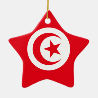 Tunisia Ceramic Star Ornament