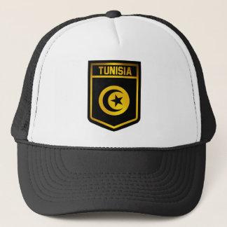 Tunisia Emblem Trucker Hat