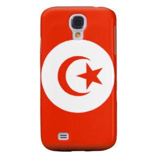 Tunisia Flag Samsung Galaxy S4 Cover