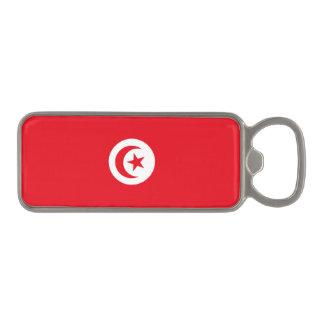 Tunisia Flag Magnetic Bottle Opener
