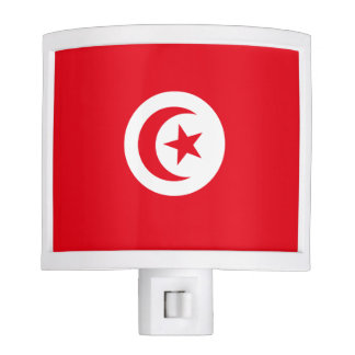 Tunisia Flag Night Lites