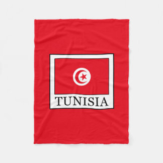 Tunisia Fleece Blanket