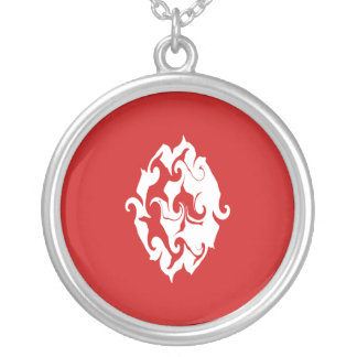 Tunisia Gnarly Flag Custom Jewelry