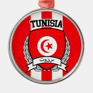 Tunisia Metal Ornament
