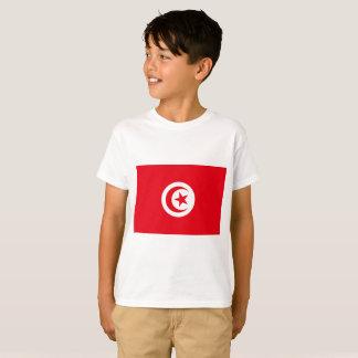 Tunisia National World Flag T-Shirt