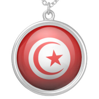 Tunisia Silver Plated Necklace