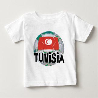 Tunisia Soccer Futbol Team Baby T-Shirt