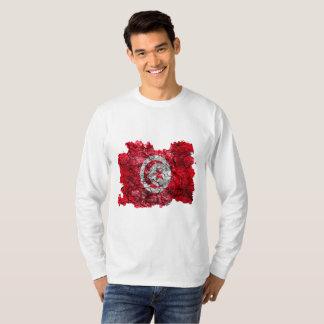 Tunisia Vintage Flag T-Shirt