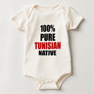 TUNISIAN NATIVE BABY BODYSUIT