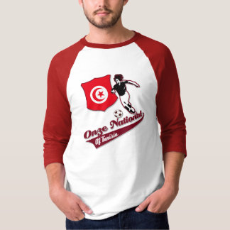 Tunisian soccer design T-Shirt