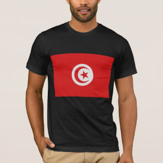 Tunisia's Flag T-Shirt