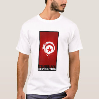 """Tunisia's Revolution"" T-Shirt"