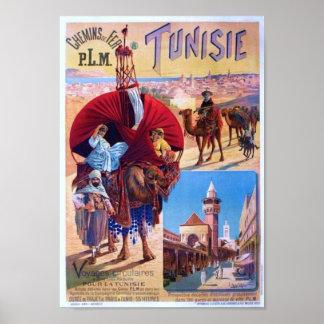Tunisie Africa Poster