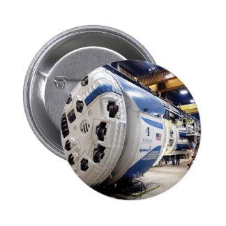 Tunnel Boring Machine 2 Inch Round Button