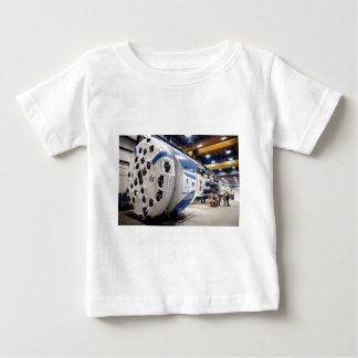 Tunnel Boring Machine Baby T-Shirt