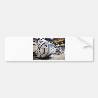 Tunnel Boring Machine Bumper Sticker