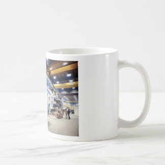 Tunnel Boring Machine Coffee Mug