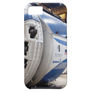 Tunnel Boring Machine iPhone 5 Cases