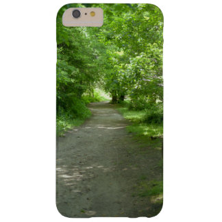Tunnel of Leaves Barely There iPhone 6 Plus Case