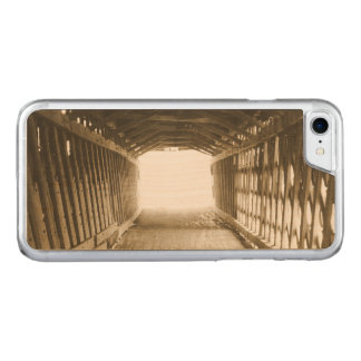 Tunnel of Light Carved iPhone 7 Case