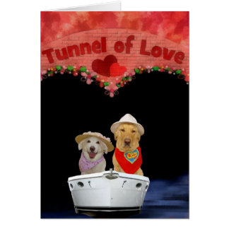 Tunnel of Love Card