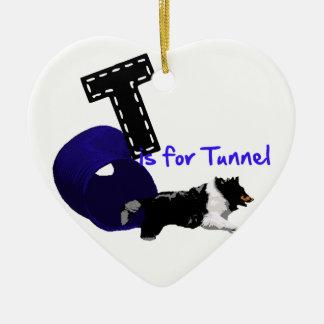 Tunnel Ornament