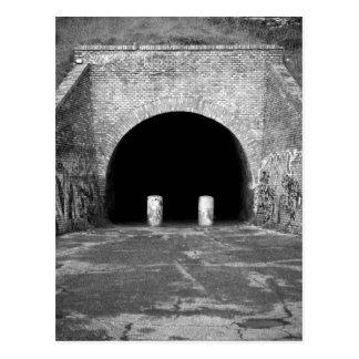 Tunnel Postcard