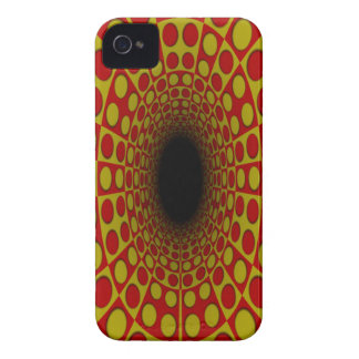 Tunnel Vision #3 iPhone 4 Case