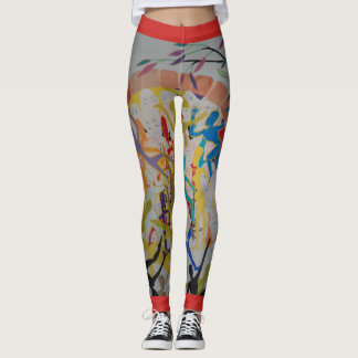 TUNNEL VISION LEGGINGS