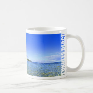Tunnels Beach Coffee Mug