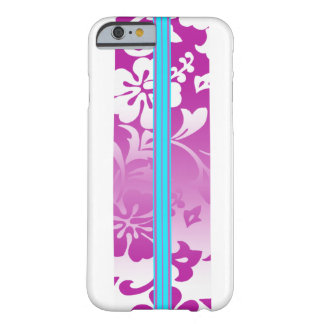 Tunnels Beach Hawaiian Surfboard iPhone 6 case