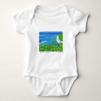 Tunnels Kauai Baby Bodysuit