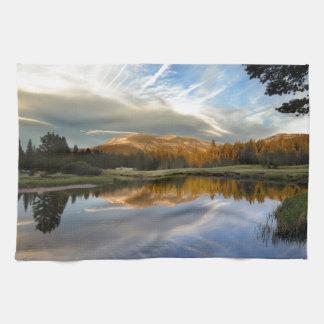 Tuolumne Meadows - Yosemite - John Muir Trail Towel
